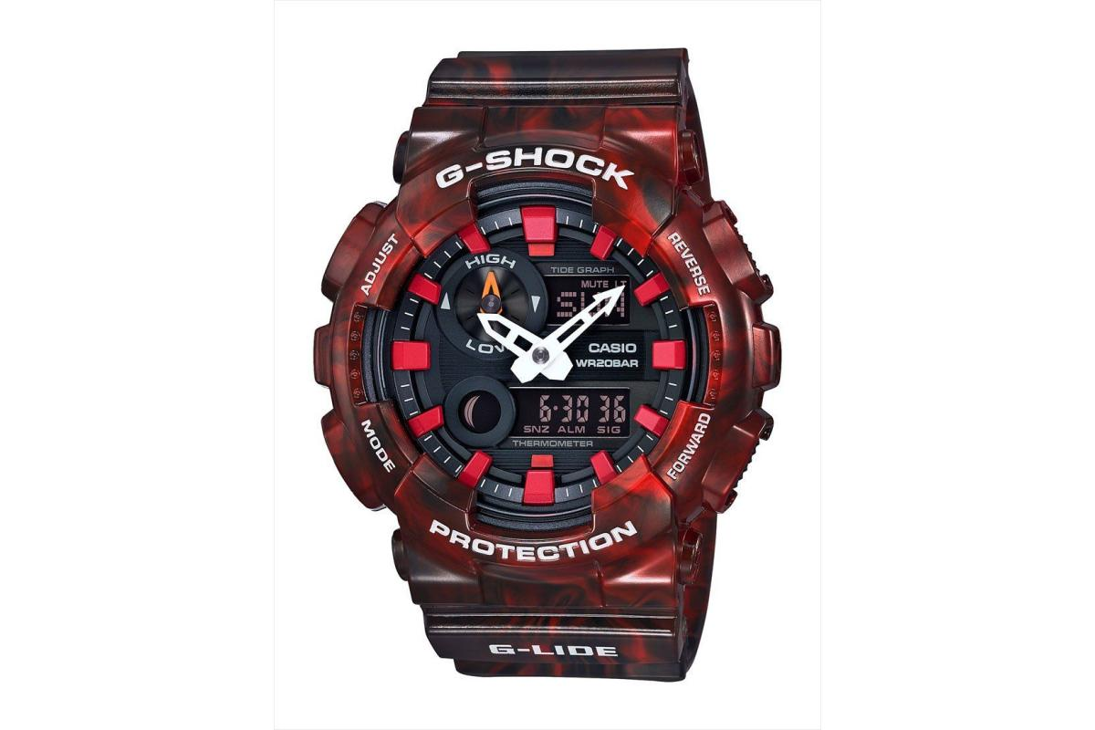 CASIO G-Shock GAX-100MB-4A G-Lide - 1/4