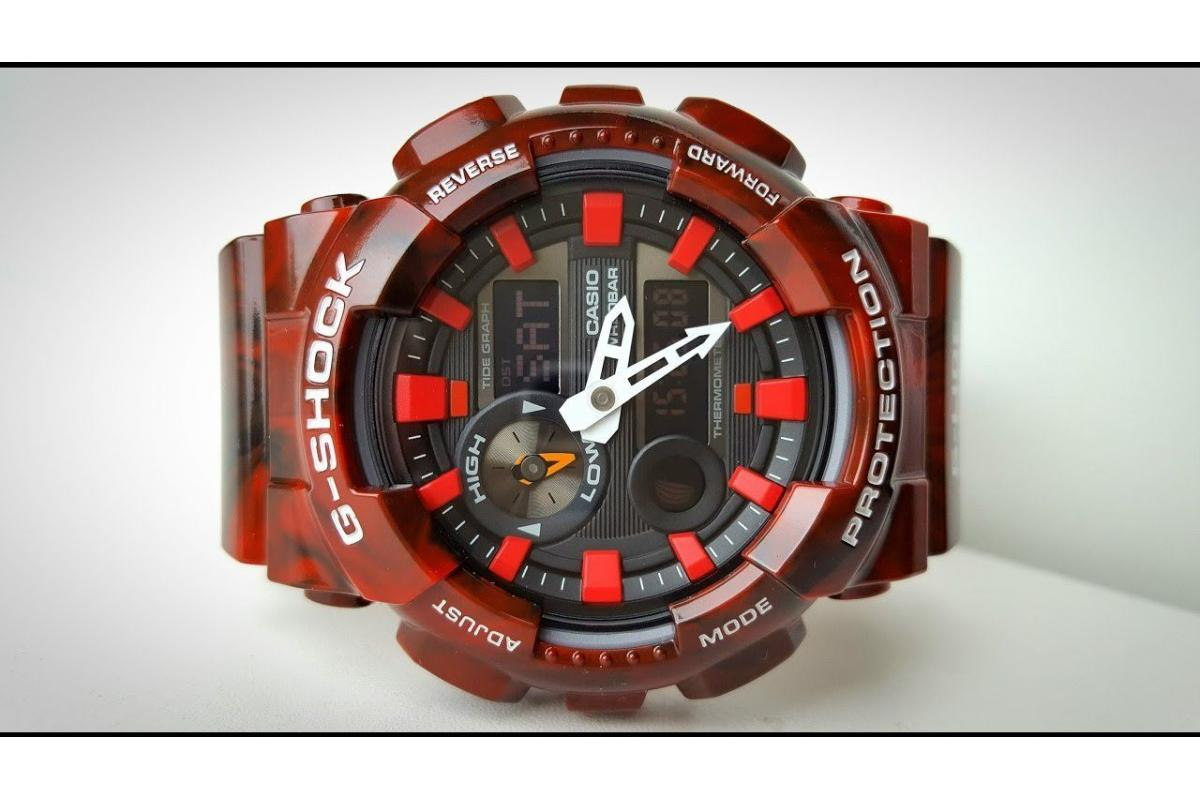 CASIO G-Shock GAX-100MB-4A G-Lide - 2/4