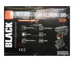 Stubna busilica Black 850W