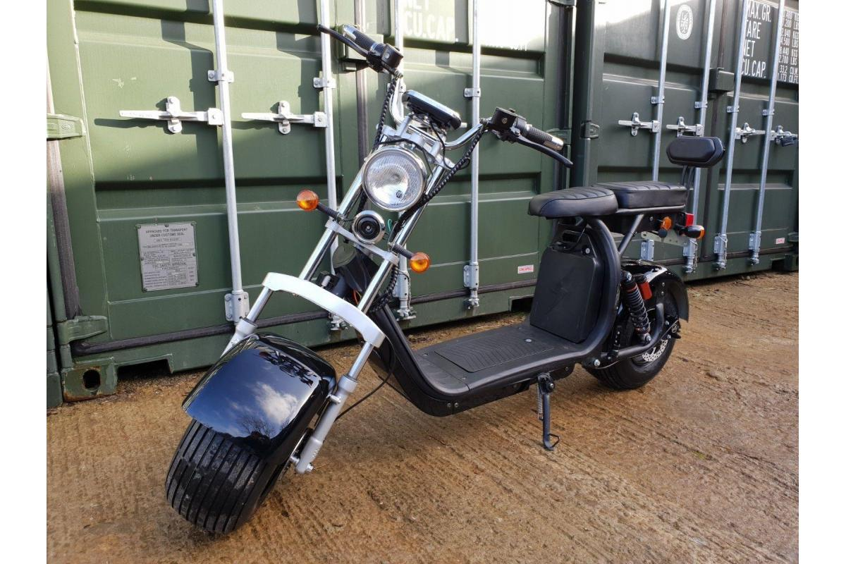 For Sale Electric scooter citycoco 3000W motor with 20ah battery - 1/3