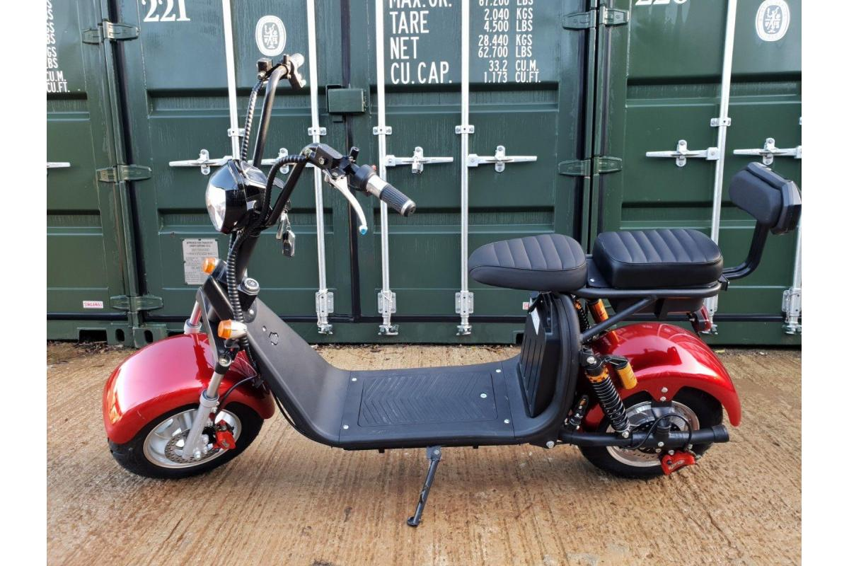 For Sale Electric scooter citycoco 3000W motor with 20ah battery - 3/3