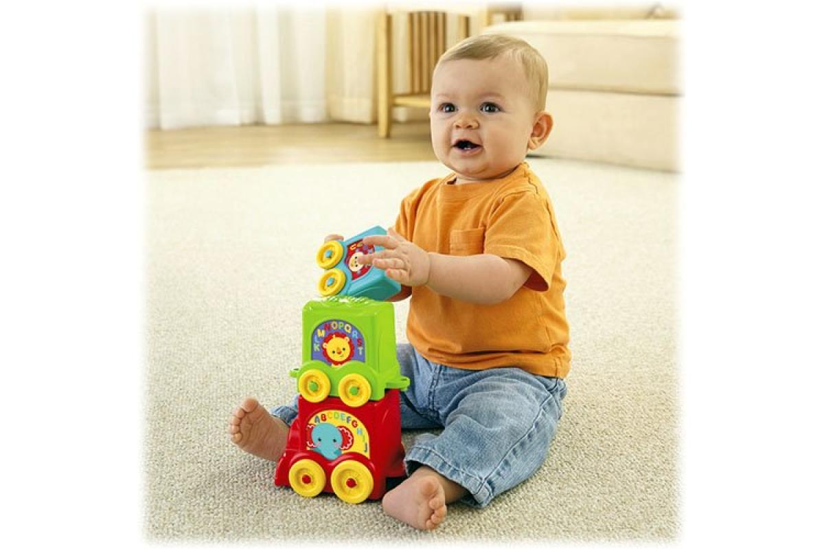 Fisher Price Stack&Roll Edu Voz Y8653 - 2/5