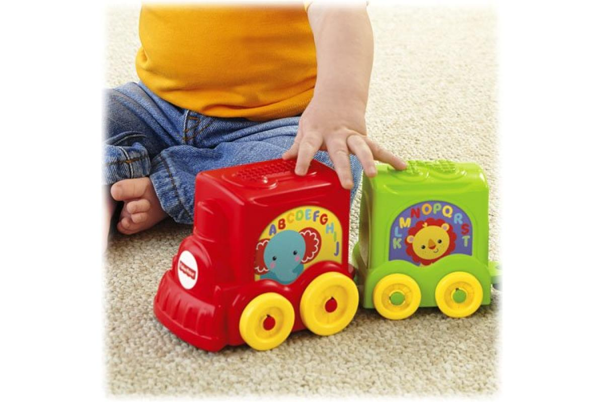Fisher Price Stack&Roll Edu Voz Y8653 - 4/5