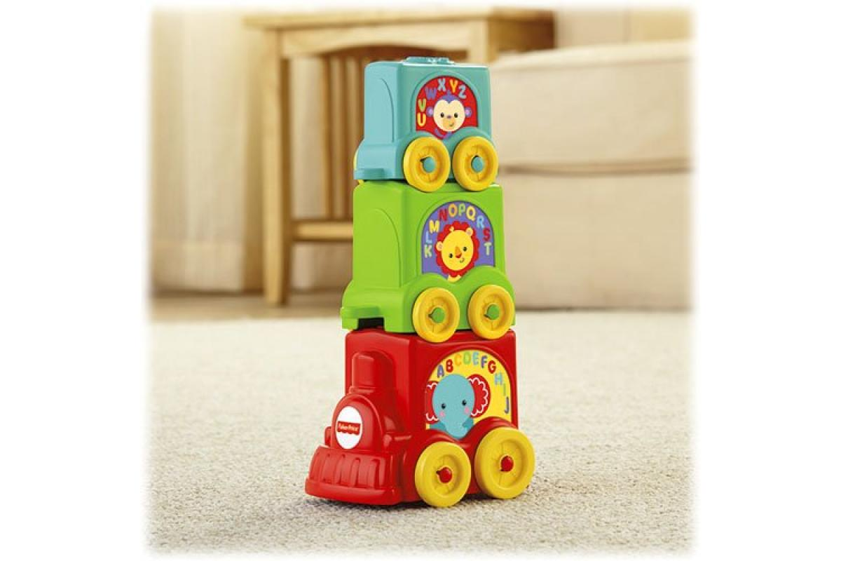 Fisher Price Stack&Roll Edu Voz Y8653 - 5/5