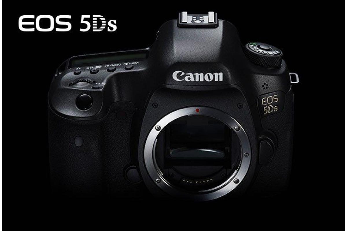 Canon 5Ds - 1/1