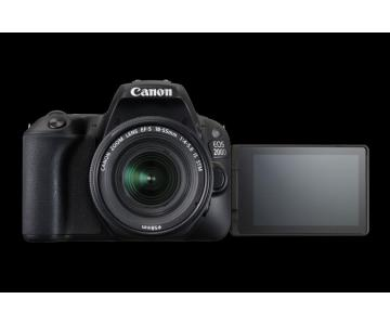 Canon 200D kit 18-55 IS STM