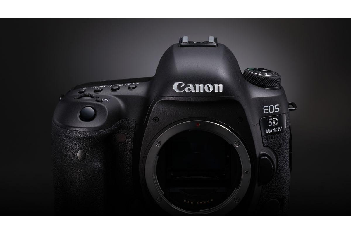 Canon EOS 5D Mark IV - 1/1