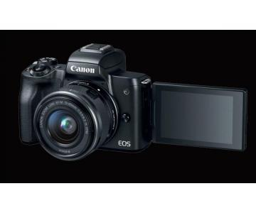 Canon EOS M50 Mirrorless Kit 15-45mm