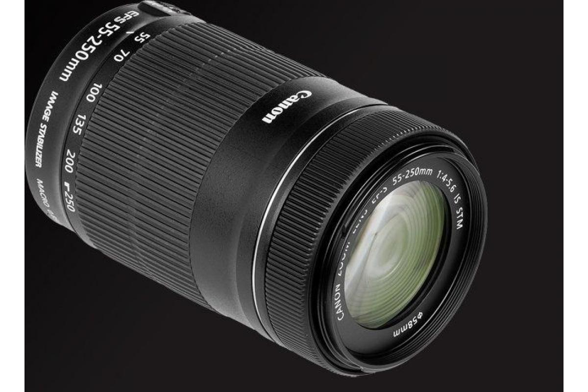 Canon EF-S 55-250mm f/4-5.6 IS STM - 1/1