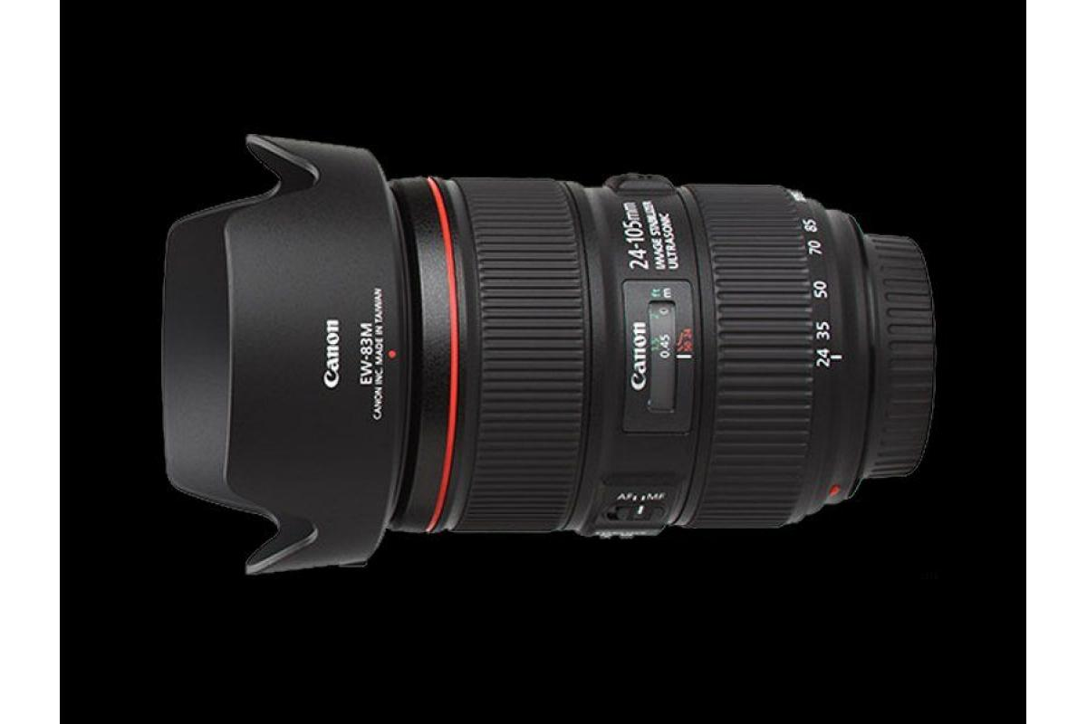 Canon EF 24-105mm f/4L IS II USM - 1/1